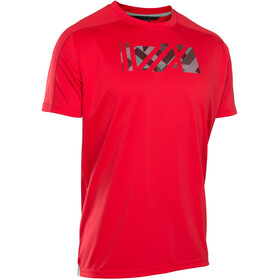 ION Traze T-Shirt Kurzarm Herren rageous red